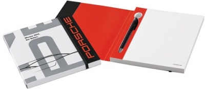 Porsche Racing Notebook